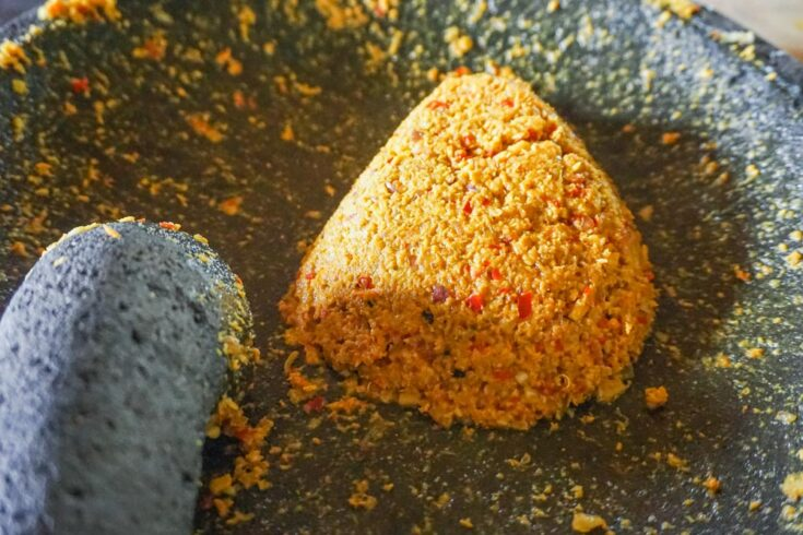 Bumbu Bali - Balinese Curry Paste Recipe